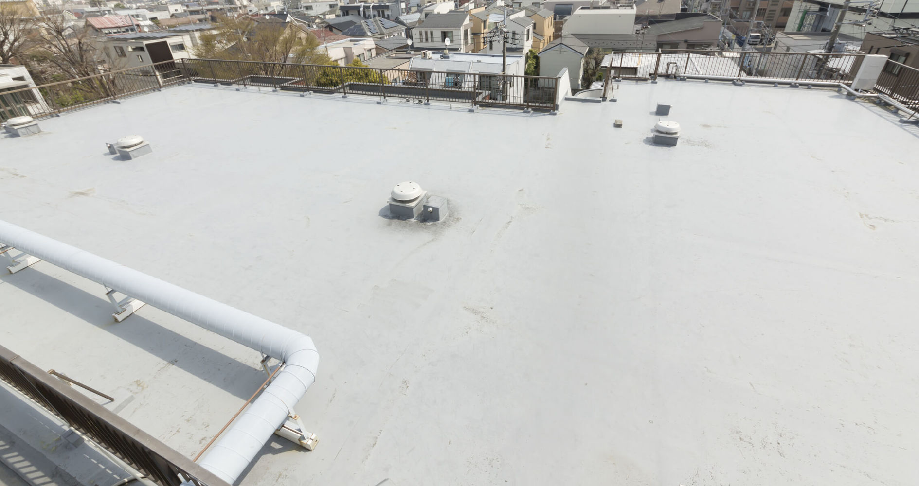 Commercial Flat Roofing Miami Fl 1a