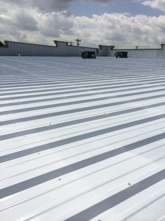 Commercial Metal Roofing Miami FL