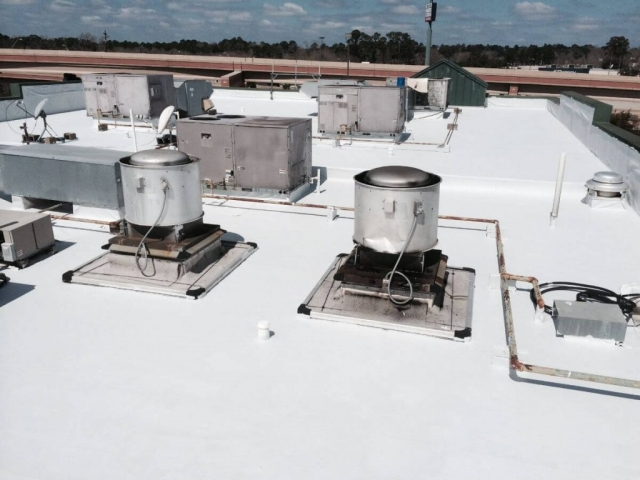 Commercial Roof Coatings Miami Fl