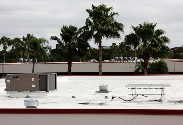 Flat Roof Contractor Miami Florida 1