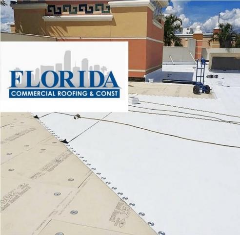 Flat Roofing Maimi Fl 929