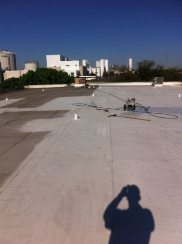 Florida Commercial Roofing Project