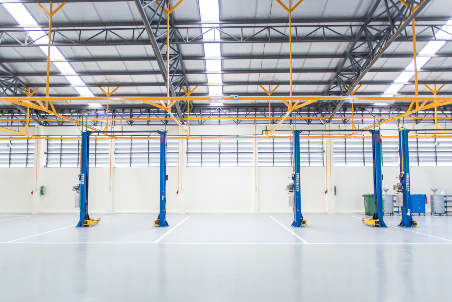 Industrial Epoxy Floor Coatings 1a