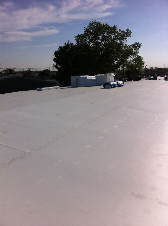 Miami Commercial Roofing Project