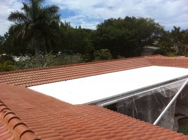 Tile Roofing Company Miami 1
