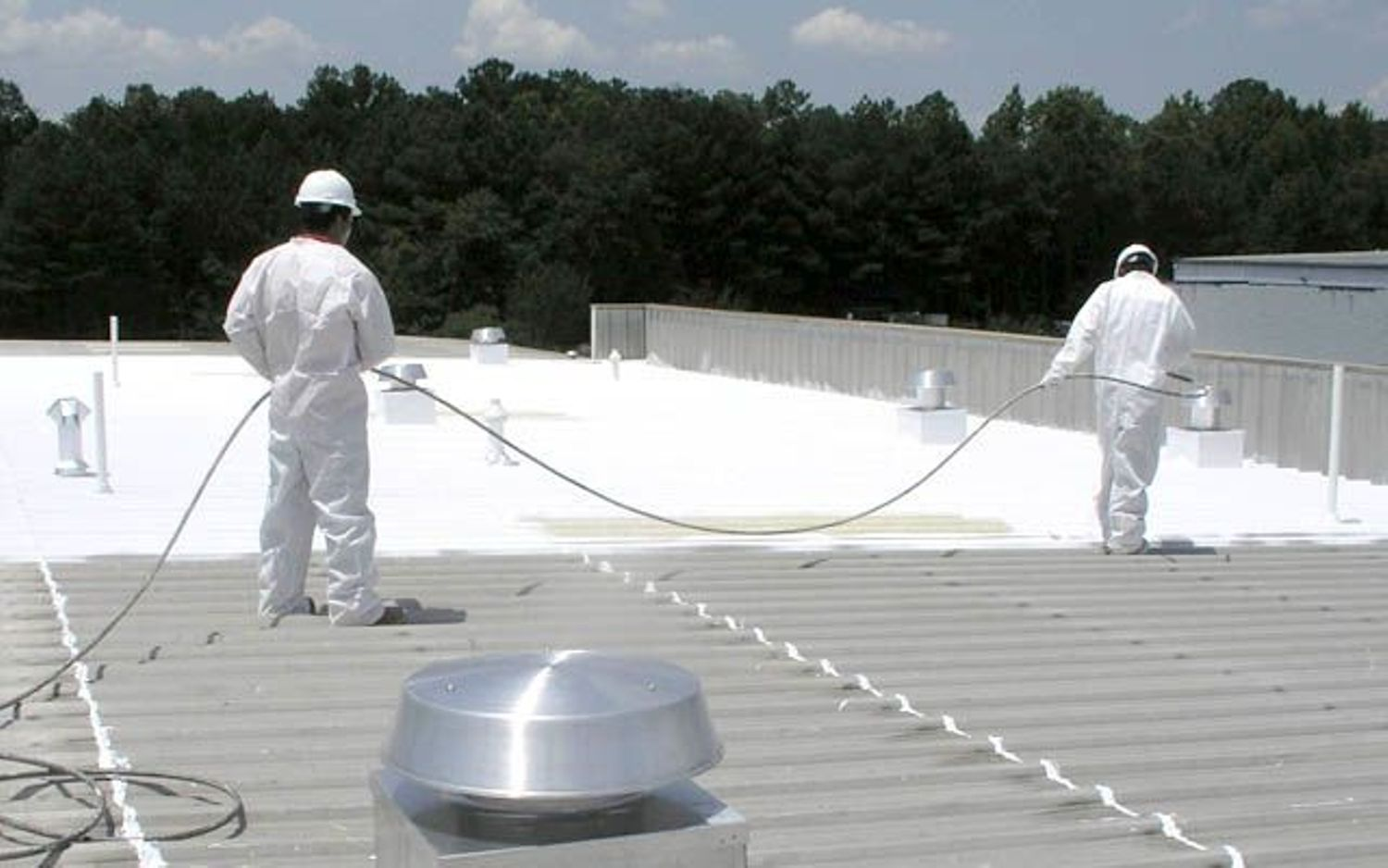 Commercial Roof Coatings Miami South Florida