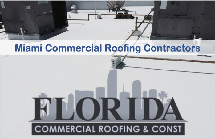 Miami Commercial Roofing Contractors 1a